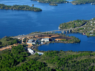 Kenora Forest Products