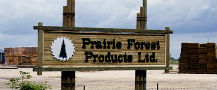 Prairie Forest Products